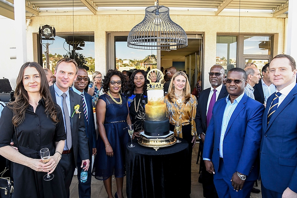 Celebrating Five Years of Shell Exploration in Namibia