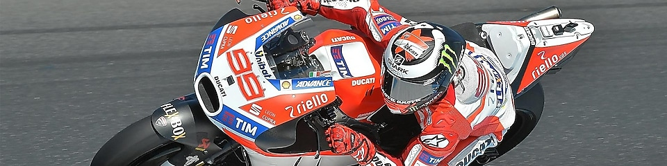 Ducati motorcycle racing