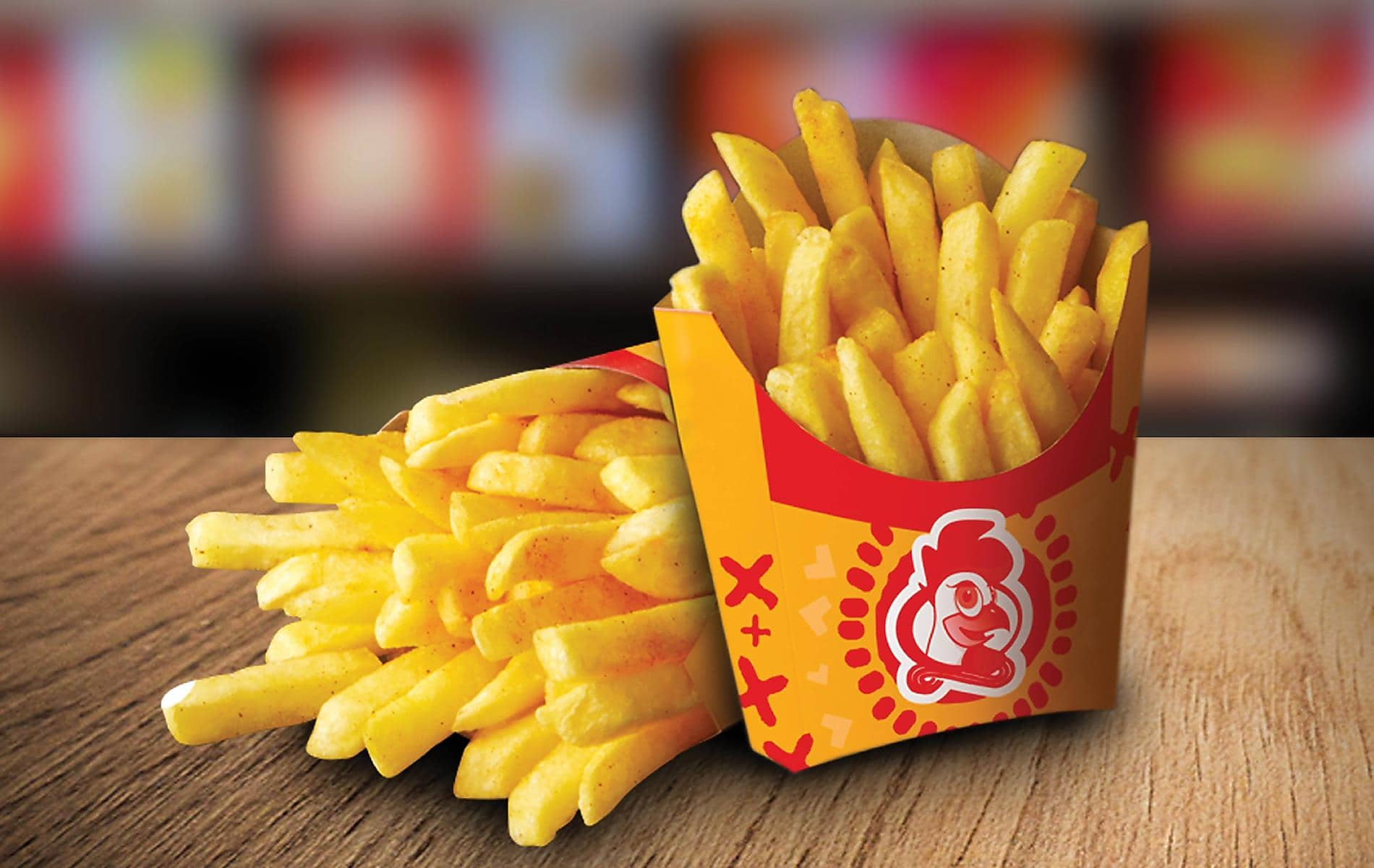 Double Deal Monday 2 x Large Chips for N$29.90